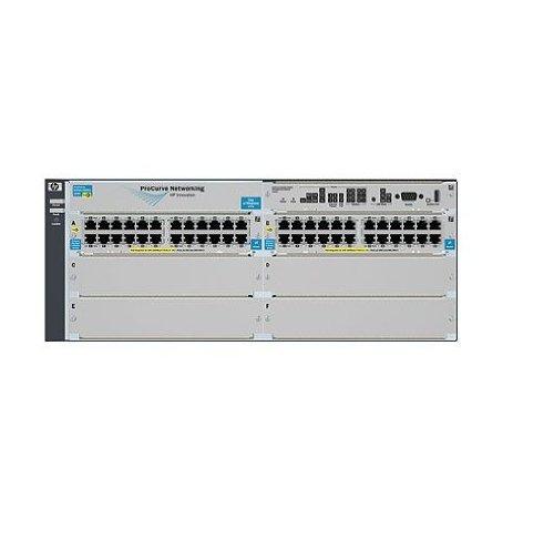 Hp E5406 44G Poe+/4G Sfp V2 Zl Switch   Conmutador