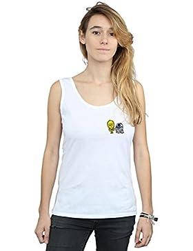 Absolute Cult Camiseta Sin Mangas - Sin Mangas - para Mujer