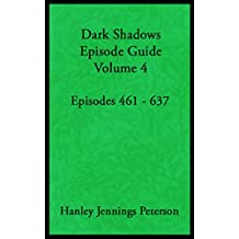 Dark Shadows Episode Guide Volume 4 (DS Guides) (English Edition)