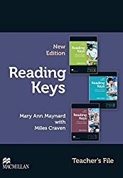 Reading Keys: Skills and strategies for effective reading / Teacher's File with Test Generator CD-ROM-Pack (for all levels)