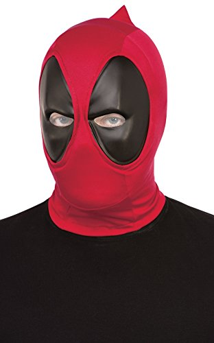 Generique - Strumpfmaske Deadpool Adulte (Deadpool Ryan Halloween)