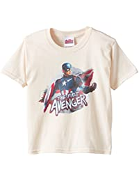 f19509477c Marvel Avengers Age of Ultron The First Avenger - Camiseta Manga Corta Niños