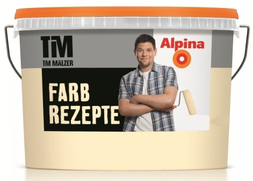 Tim Mälzer Farbrezepte Farbe 6,5 L. Echte Vanille