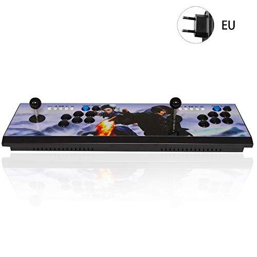 Yunt 2177 Pandora's Box 7 Consola de Juegos Arcade Machine 3D El Sistema Full HD 1920x1080 Videojuego Double Stick 2 Player