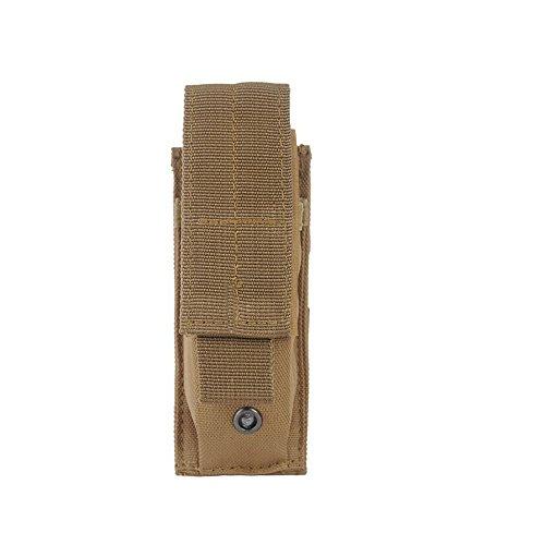 ASIV Sacchetto Tattico Militare Caccia Borsa Verde Militare Kaki