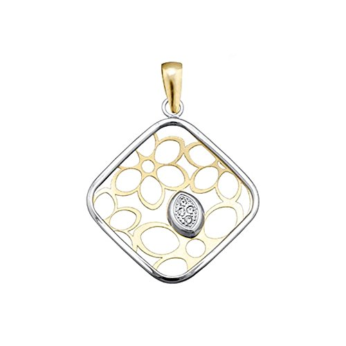 pendentif-or-18k-zircons-diamant-bicolor-foliaires-rdiger-aa4597
