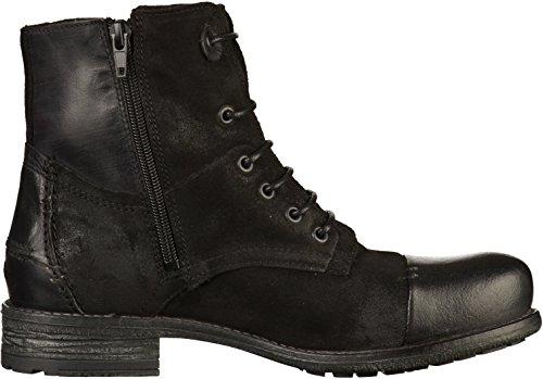 Marco Tozzi - Chaussures Plates Noires Pour Femmes
