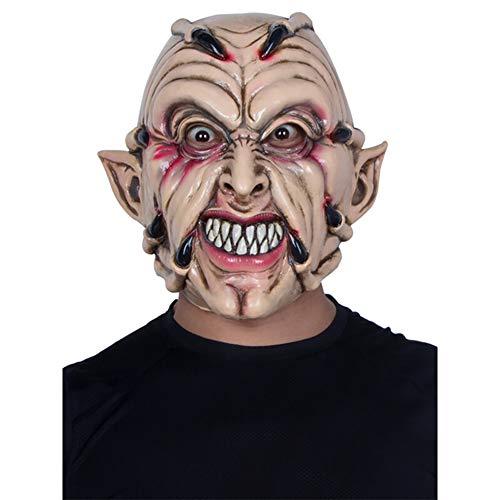 Halloween Horror Maske Erwachsene Vollgesichts Latex Kopfbedeckung Maske Teufel Geist Klaue Party Party Heikle Scary Requisiten
