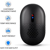 Electronic Mice Repellent - Ultrasonic Mice Control without Chemicals, Rats Control Plug in Repellent for Rodents Control, Safe Mice Defense for Home, Ware-House, Hotel, Restaurant, Office