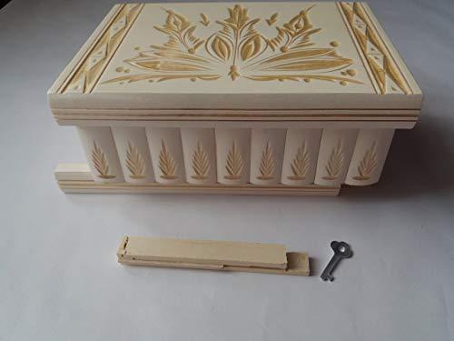 Neu große, riesige Kasten, Holz Puzzle Kasten, geheimen Kasten, magischen Kasten,Schmuckschatulle, Kiste, handgeschnitzt aus Holz Aufbewahrungs box, geschnitzt Kasten, holz Spielzeug für Kinder, Kiste