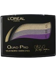 L'Oréal Paris Lidschatten Color Appeal Quad Pro 331 Prune Doree