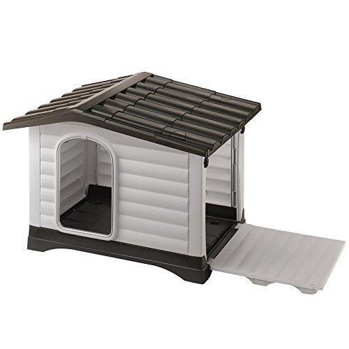 Caseta de Exterior para Perros Dogvilla 110