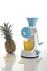 Shree Radhe Fruit & Vegetable Juicer Mixer Grinder (Blue)