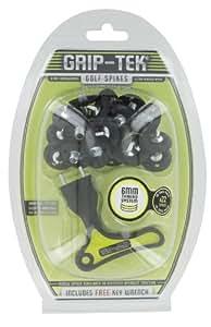 Grip-Tek Golf Shoe Spikes - 6mm Metal Thread