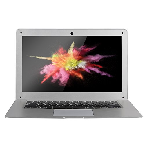JUMPER EZbook 2 - Laptop Portátil (14.1' FHD Pantalla, 1920*1080 Resolución, Windows 10, Batería 10000mAh, 4GB RAM, 64GB ROM, Cámara Frontal, BT 4.0)