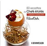 Kenwood - pwk3998 - Livre de recettes 50 recettes de chefs étoilés