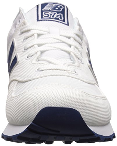 New Balance Lifestyle, Baskets Basses Homme Blanc (White)