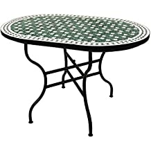 Gartentisch Mosaik Mosaiktisch Ronda Cm With Gartentisch Mosaik
