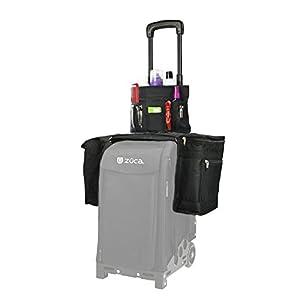 ZUCA Pro Stylist Kit – Beauty Caddy und Stylist Tasche Set für Sport, Pro oder Flyer
