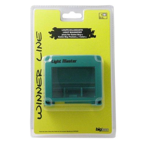 Light-Magnifier Licht+Lupe für GB, GBP, GBC, neu -