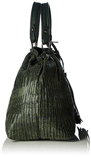 Verde Cityshopper Borsa Donna 4800 4800 dunkelgrün Grün Cinque shopper Sarina TXZ5wH