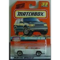 Matchbox Classic Decades Series 1:64 Scale '69 Camaro SS 396 #33 of 75 by Matchbox