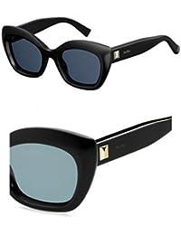Max Mara Damen Sonnenbrille » MM PRISM VII«, braun, 2LF/4S - braun/rot
