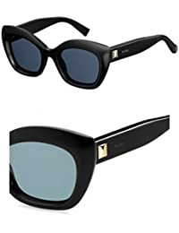 Max Mara Damen Sonnenbrille » MM PRISM VIII«, blau, IPR/KU - blau/blau