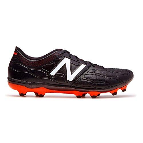 Visaro 2.0 FG Cuir K - Crampons de Foot - Noir Black
