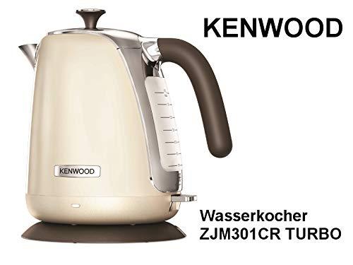 Kenwood ZJM301CR - Hervidor de agua, color crema