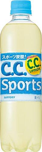 サントリー C.C.スポーツ 500ml×24本