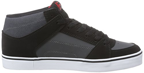 Sapatos Vermelho De Etnies Escuro Skate Rvm Homens Preto 565 Multicores Cinza qnpBTawxnE