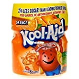 Kool Aid Orange Tub 19 OZ (538g) - 1