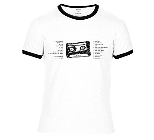 Mixtape T-Shirt FOO FIGHTERS by Lissome Art Studio