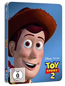 Toy Story 2 (Limited Edition, Steelbook) [Special Edition]