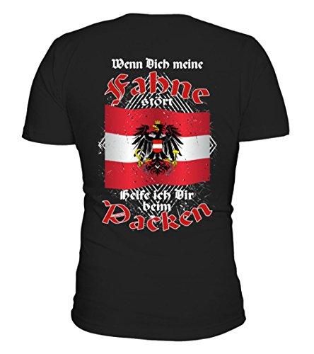*STARK LIMITIERT* Fahne Österreich Männer T-Shirt