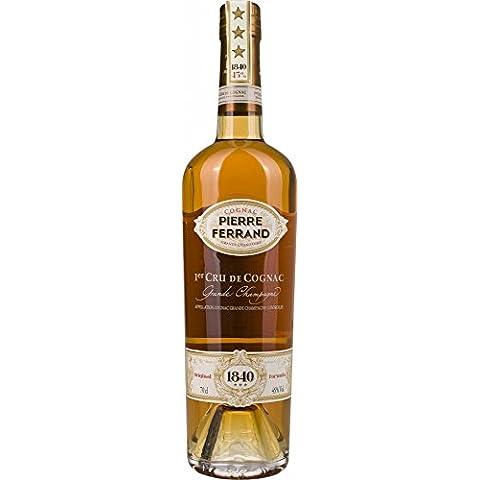 Pierre Ferrand Grande Champagne Cognac 1840 Original