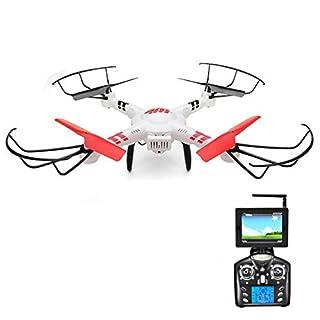 ADAALEN WLtoys V686G FPV Headless Modus RC Quadrocopter mit 2MP Kamera
