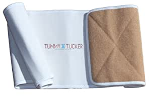 Tummy Tucker Post Partum Belt 84 - 95 cm (Small, Nude)