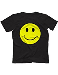 Acid House Smiley Face T-Shirt