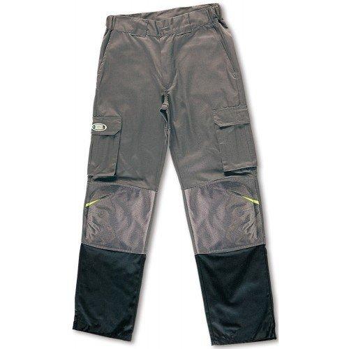 Marca SERIE-PRO - Pantalon tergal talla 38-40 gris