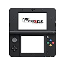 New Nintendo 3DS Nero