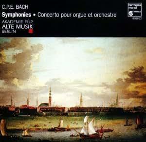 Sinfonien / Orgelkonzert
