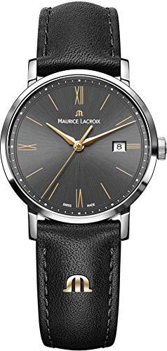 Maurice Lacroix Eliros EL1084-SS001-813-1 Damenarmbanduhr flach & leicht