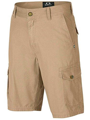 Oakley Herren Shorts Foundation Cargo, New Khaki, 28