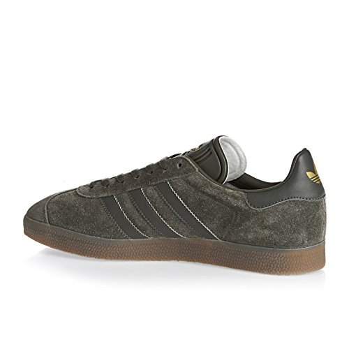 adidas Gazelle, Sneakers Basses Homme grey/gum