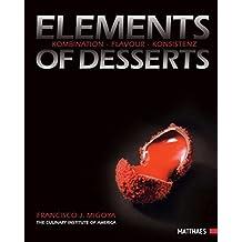Elements of Desserts