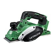 Hitachi P18DSL/W4 18 V Cordless Planer Bare Unit