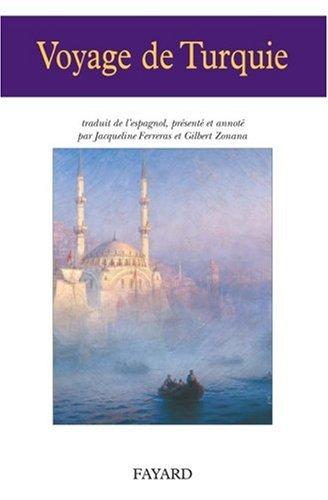 Voyage de Turquie par Anonyme