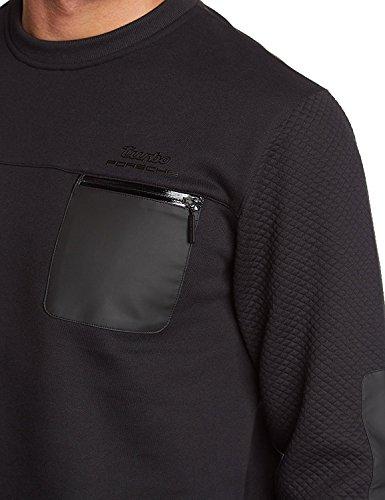 Adidas, Felpa Uomo Turbo Technical Black
